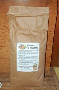 Purely Organic Fertilizer